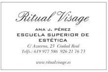 ESCUELA SUPERIOR DE ESTETICA RITUAL VISAGE ANA J. PEREZ