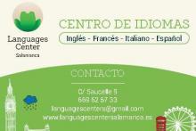 LANGUAGES CENTER SALAMANCA