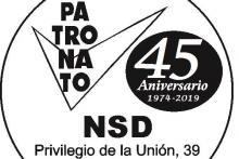 Patronato NSD