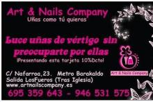Art & Nails Company