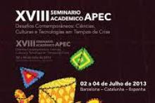 APEC - Associação dos Pesquisadores e Estudantes Brasileiros na Catalunha