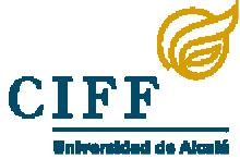 CIFF - Universidad de Alcalá.