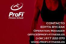 ProFi Fitness School España