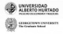Universidad Alberto Hurtado - Ilades - Universidad de Georgetown