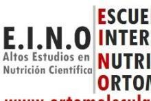 Escuela Internacional de nutrición Ortomolecular