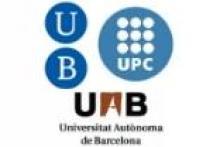 Univ. Politècnica de Catalunya. Univ. de Barcelona. Univ. Autònoma de Barcelona. Erasmus Mundus
