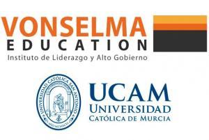 VONSELMA Education Instituto de Liderazgo y alto Gobierno & Universidad Católica UCAM