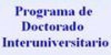 Programa de Doctorado Interuniversitario