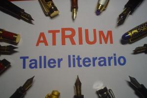 ATRIUM TALLER LITERARIO