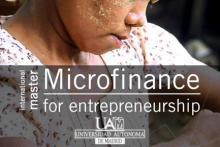 Master Microfinance UAM