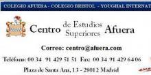 CENTRO DE ESTUDIOS SUPERIORES AFUERA