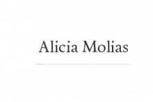 ALICIA MOLIAS ANDRES