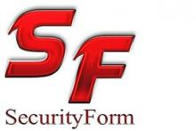 Securityform