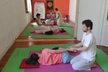 Shiatsu masaje