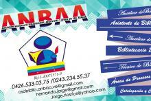 Asociación Nacional de Bibliotecarios, Archivistas y Afines del Edo. Aragua. (ANBAA).