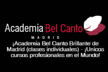 Academia Bel Canto, Madrid (clases particulares)
