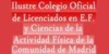 Ilustre Colegio Oficial de Licenciados en Educación Física de Madrid