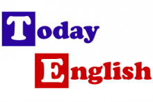 Today English
