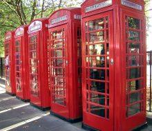 Inglés phonebooth