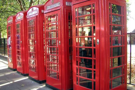 Inglés phonebooth