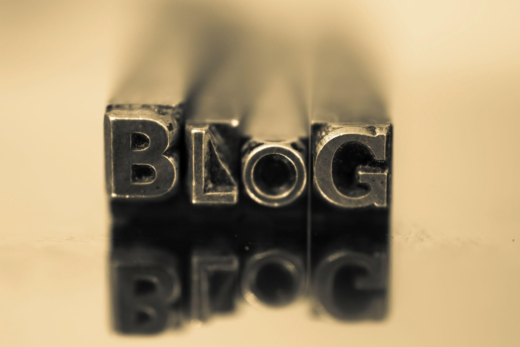 El arte de crear un blog de éxito
