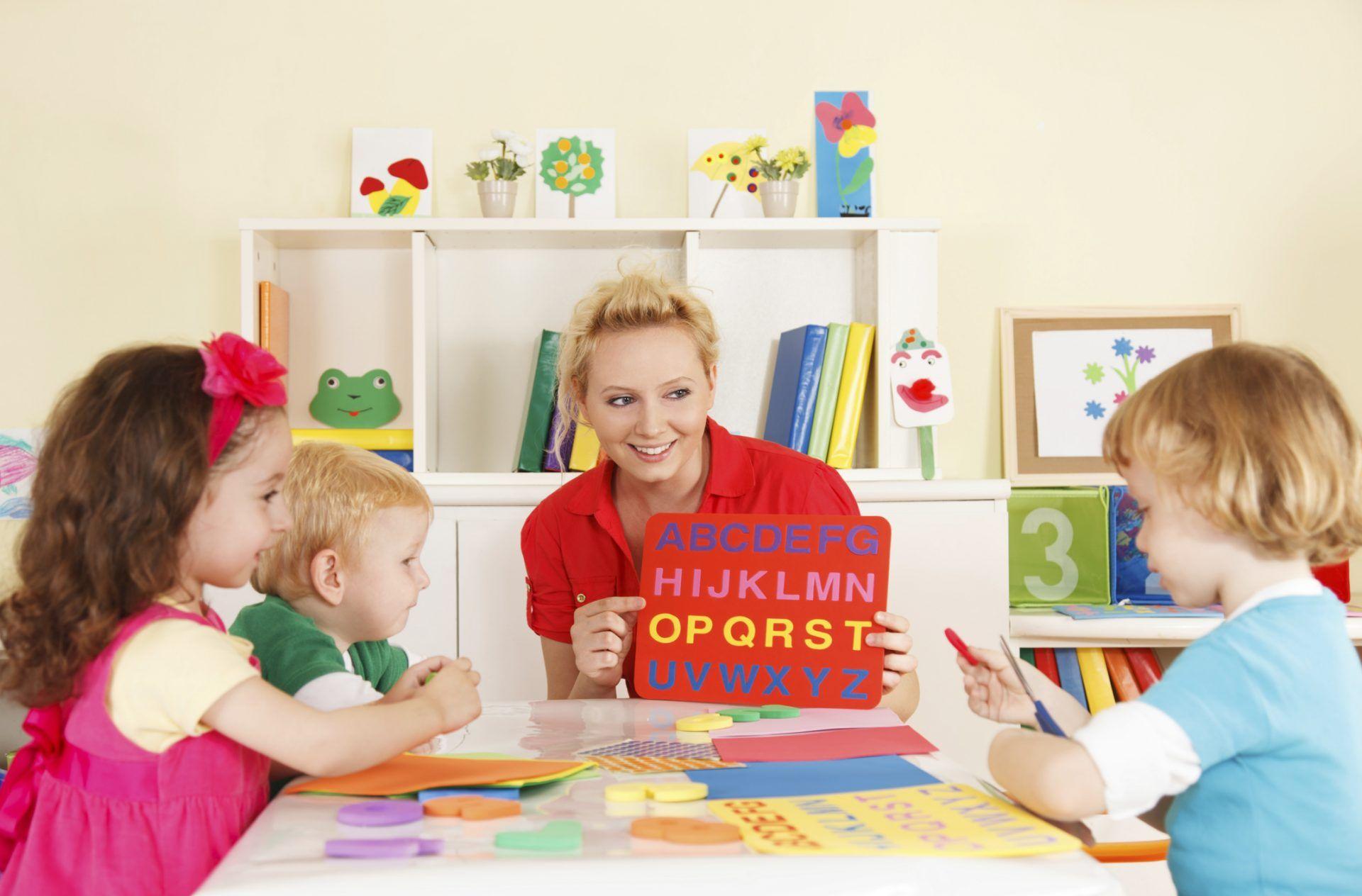 ¿Qué tengo que hacer para ser técnico superior en Educación Infantil?