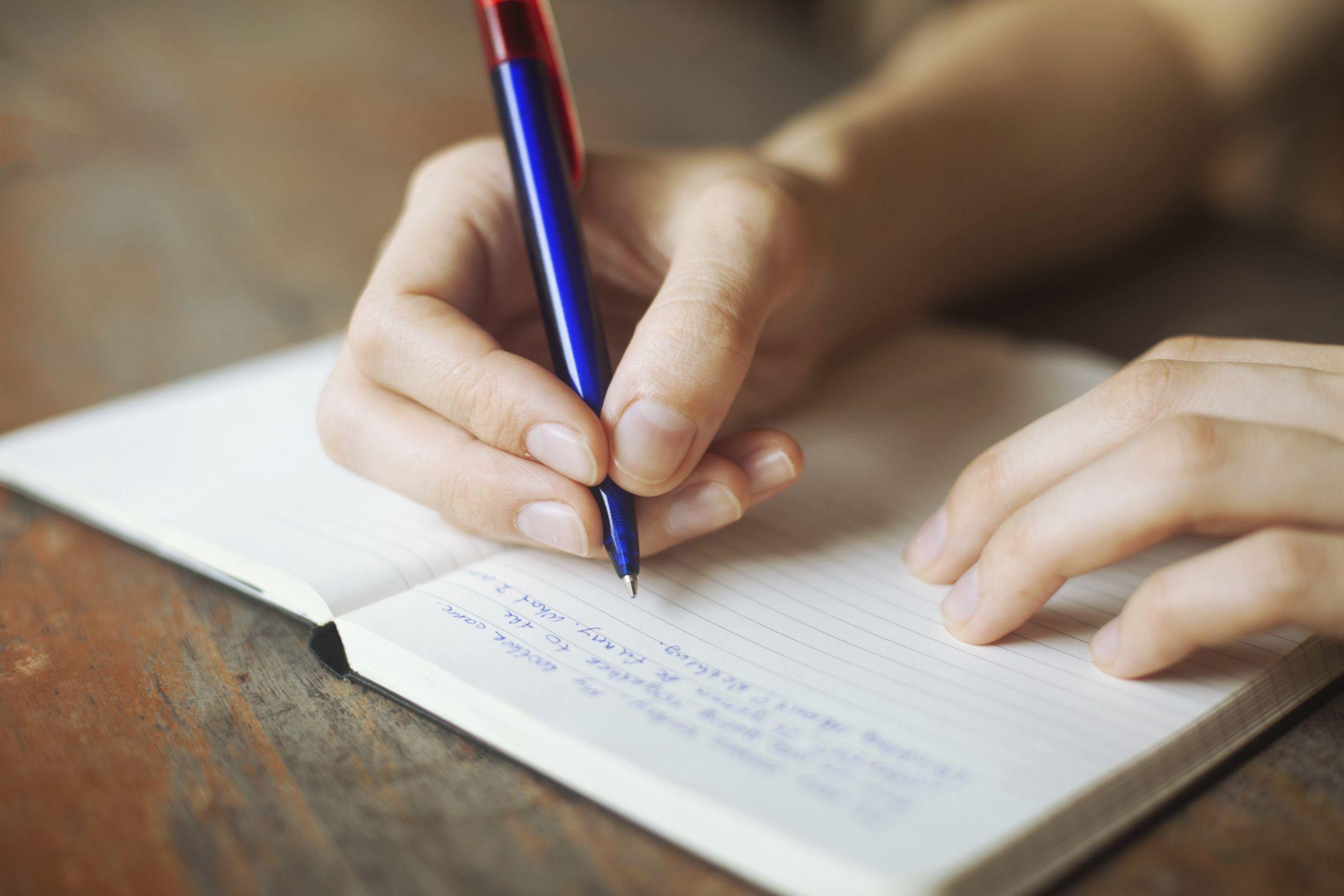 Decálogo para que los niños amen la redacción