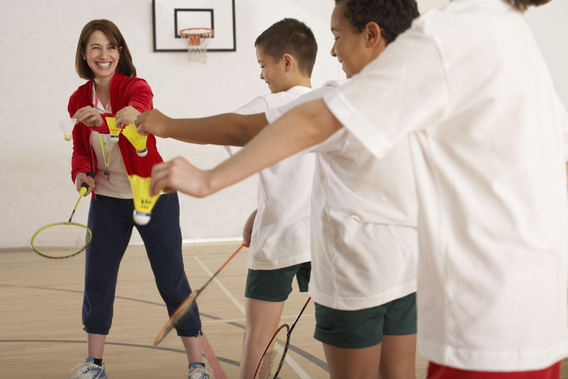 Actividades para profesores de Educación Física