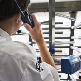 ¿Qué tienes que hacer para trabajar como guardia de seguridad?