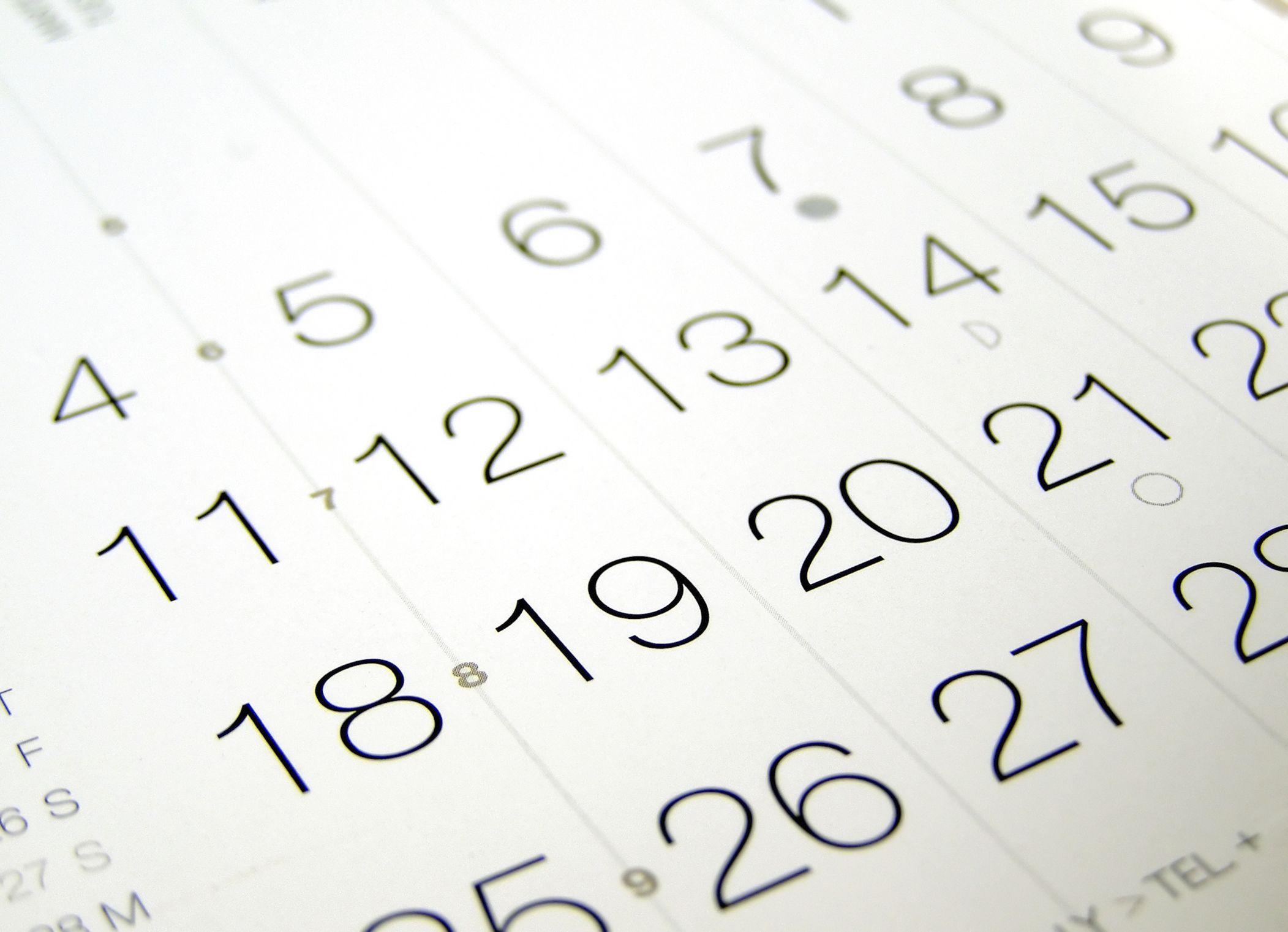 Apps para organizar tus propósitos de año nuevo