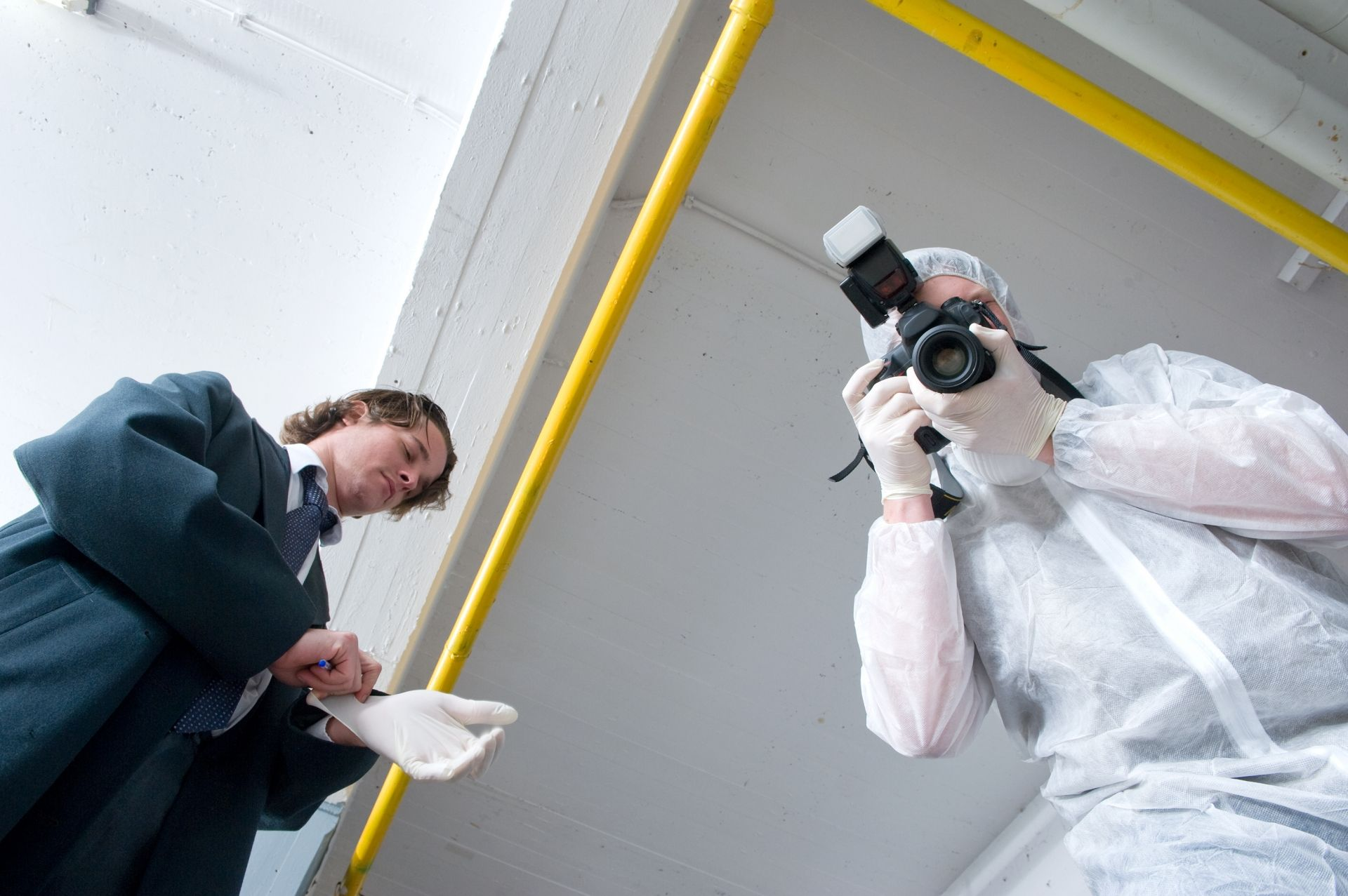 ¿Qué hay que estudiar para ser policía científico?