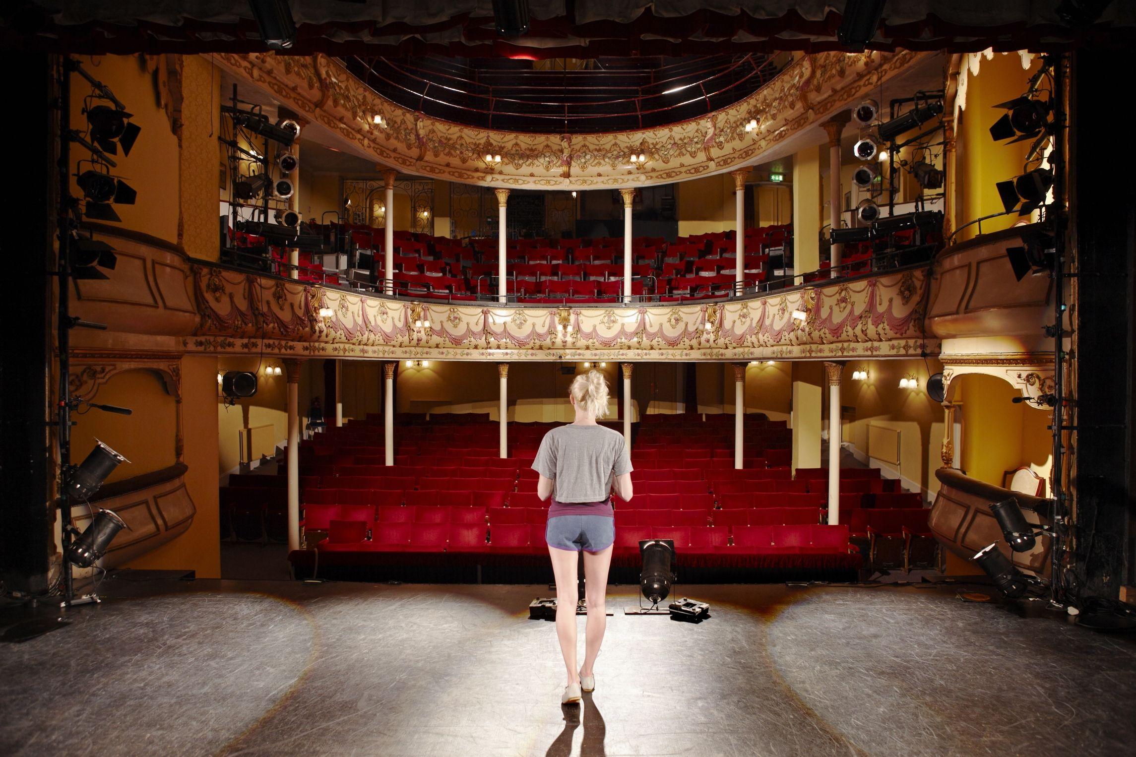 El teatro no es sólo talento: también se estudia