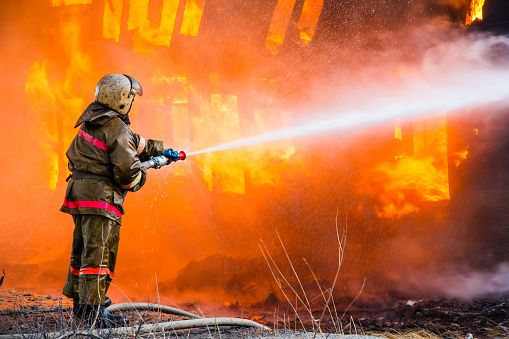 Qué necesito para ser bombero