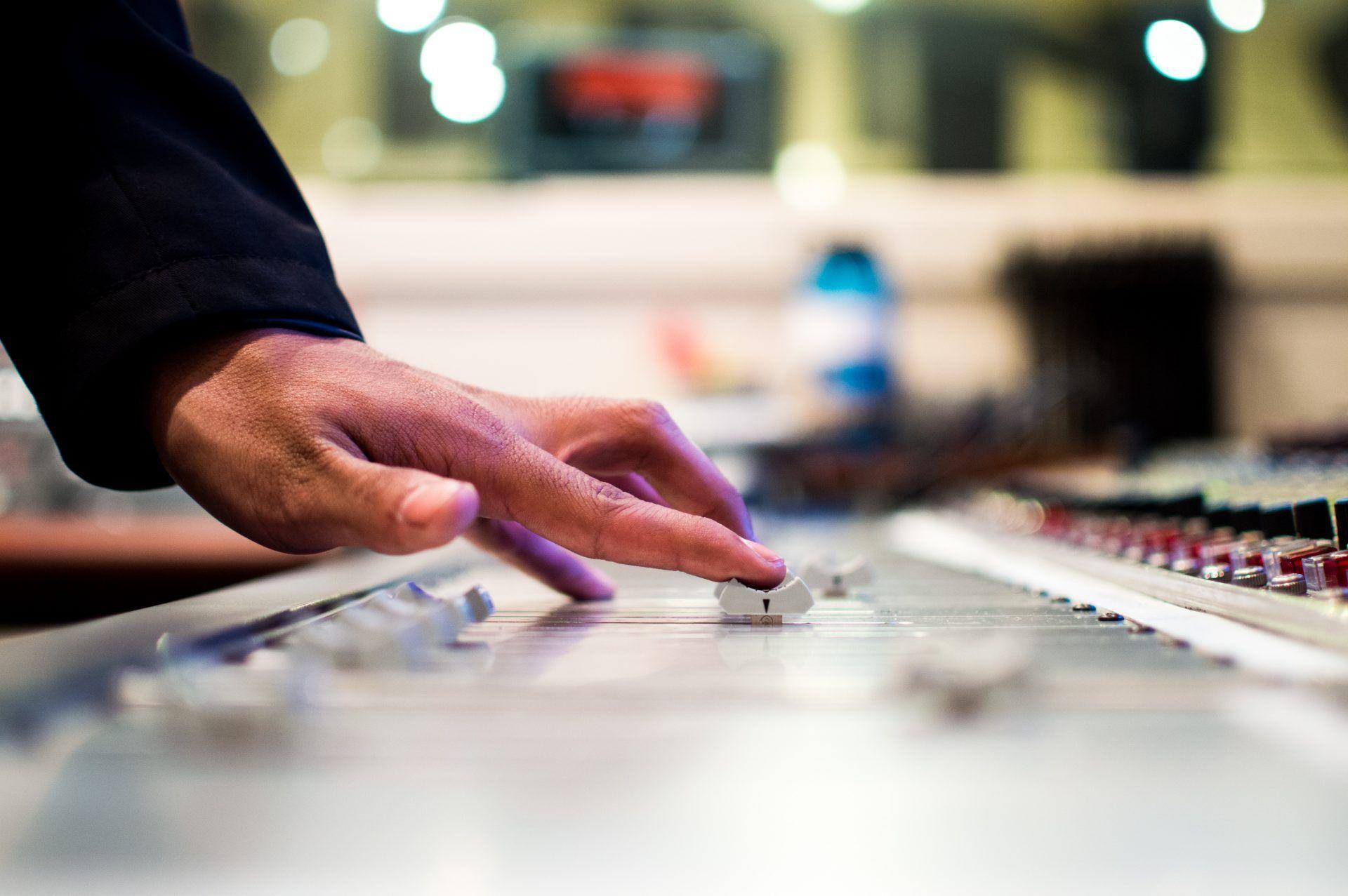 Quiero ser técnico de sonido