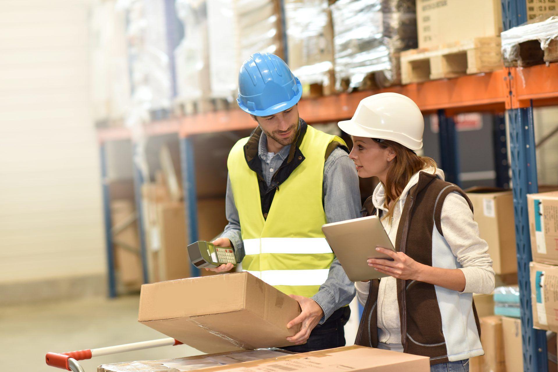 Conviértete en especialista en logística y gestión de stock