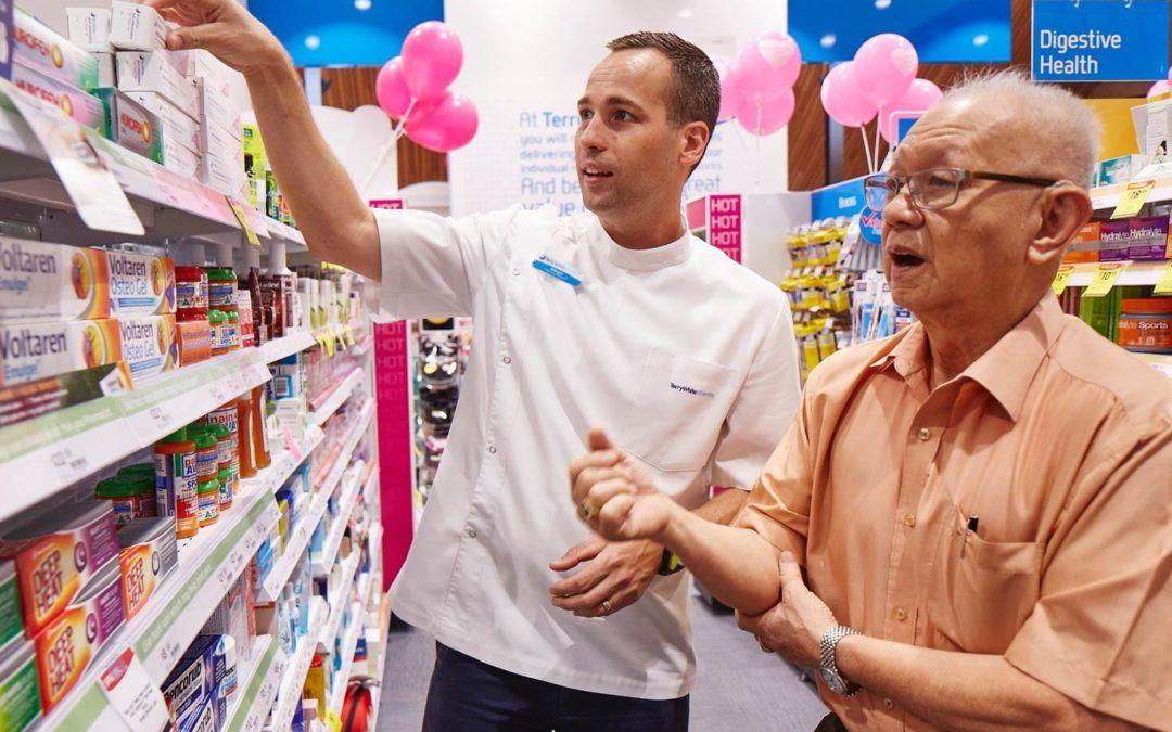 Habilidades para trabajar como auxiliar de farmacia