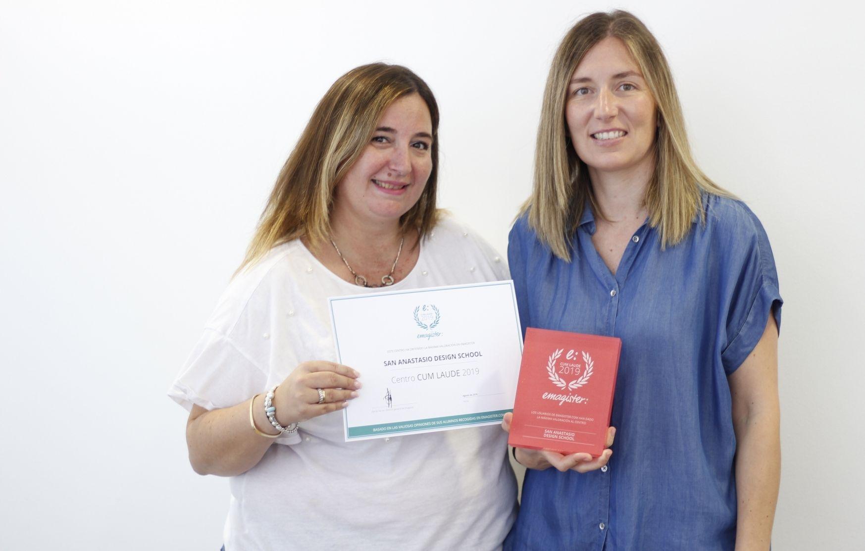 San Anastasio Design School logra el Sello Cum Laude 2019