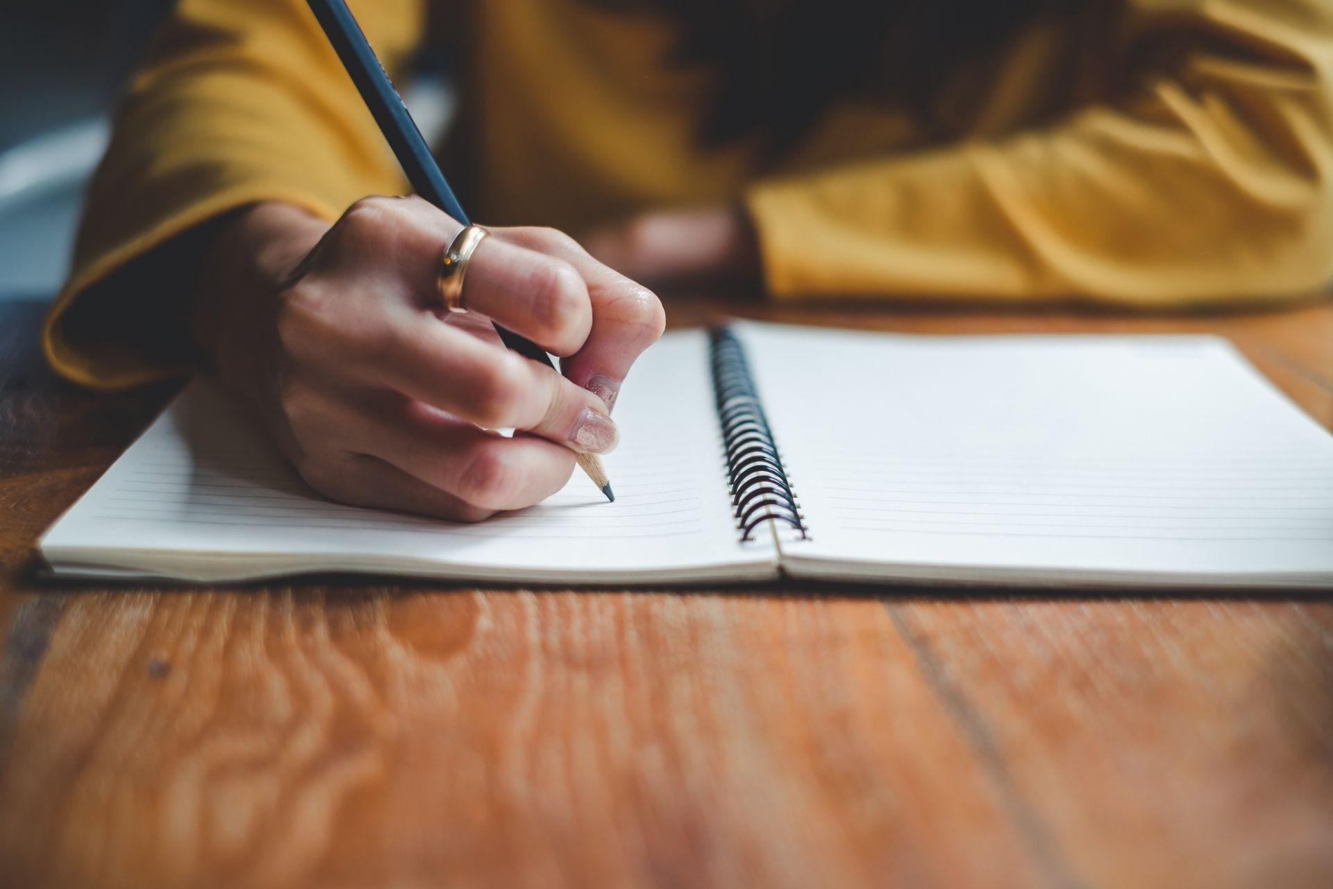 Escritura creativa: literatura en su máximo esplendor