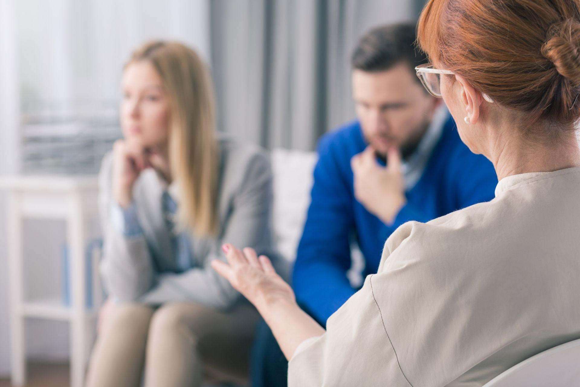 Tratamiento de pareja: cuándo asistir a un experto