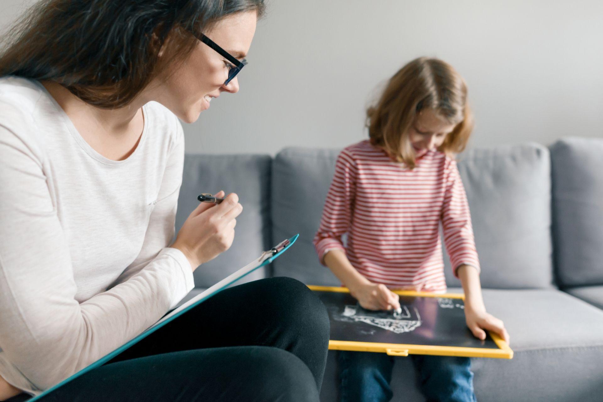Neuropsicología infantil: qué es y cómo usarla en el aula