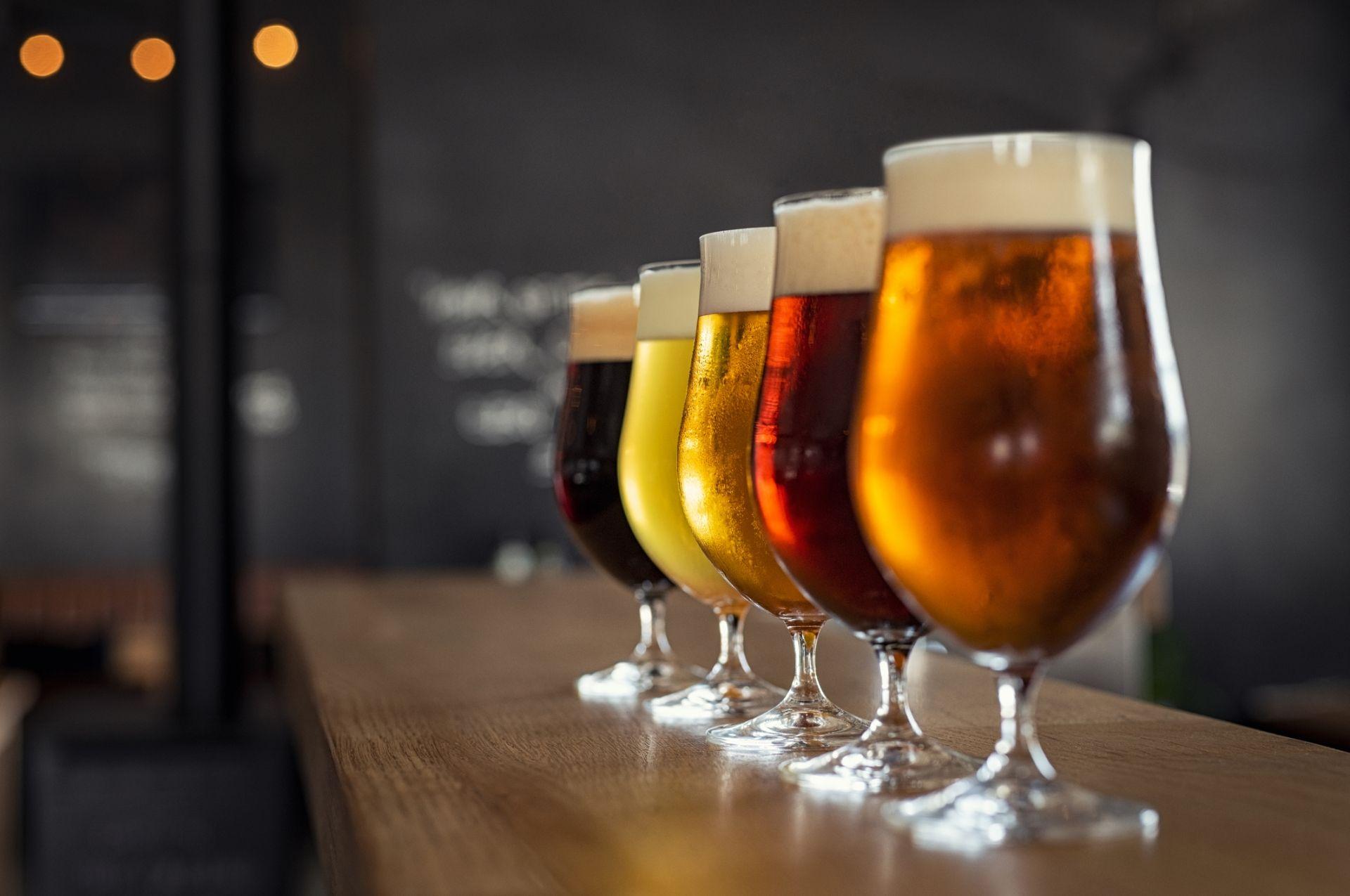 El corazón de las cervezas – la receta básica