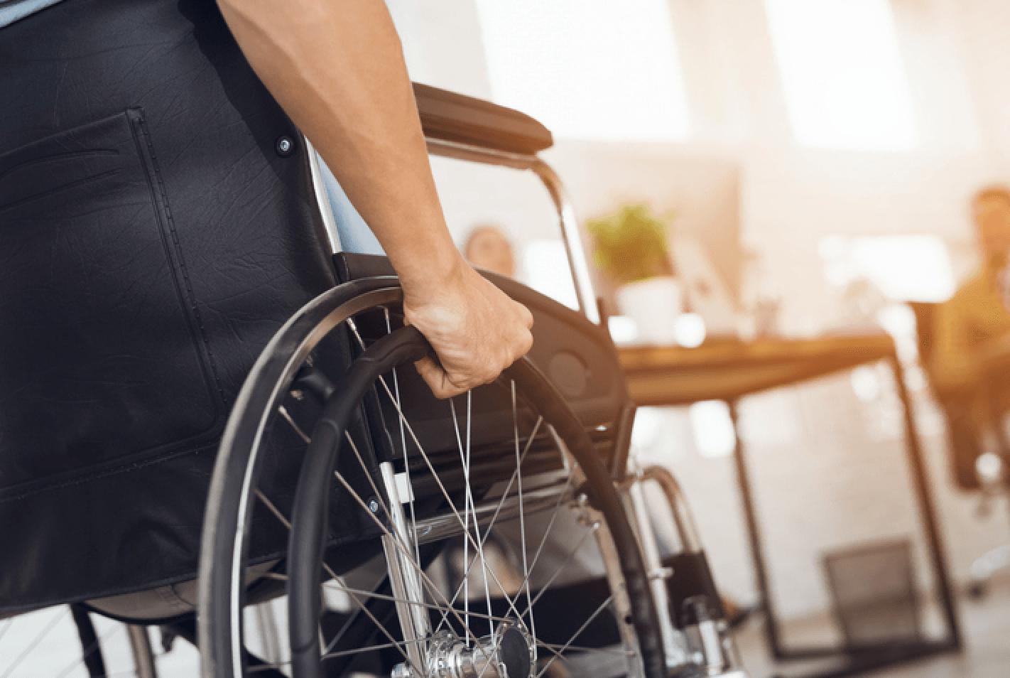 Cuáles son las principales razones de la discapacidad motriz