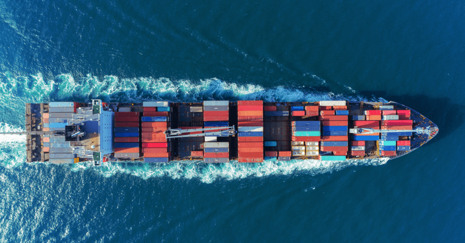 Transporte marítimo: la referencia de las mercancías