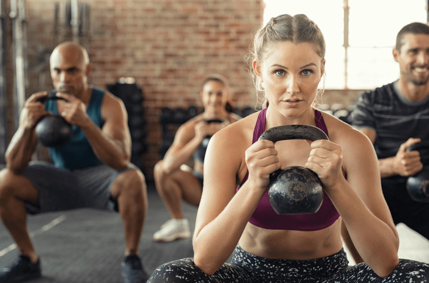 WOD: listado de ejercicios para cada entrenamiento