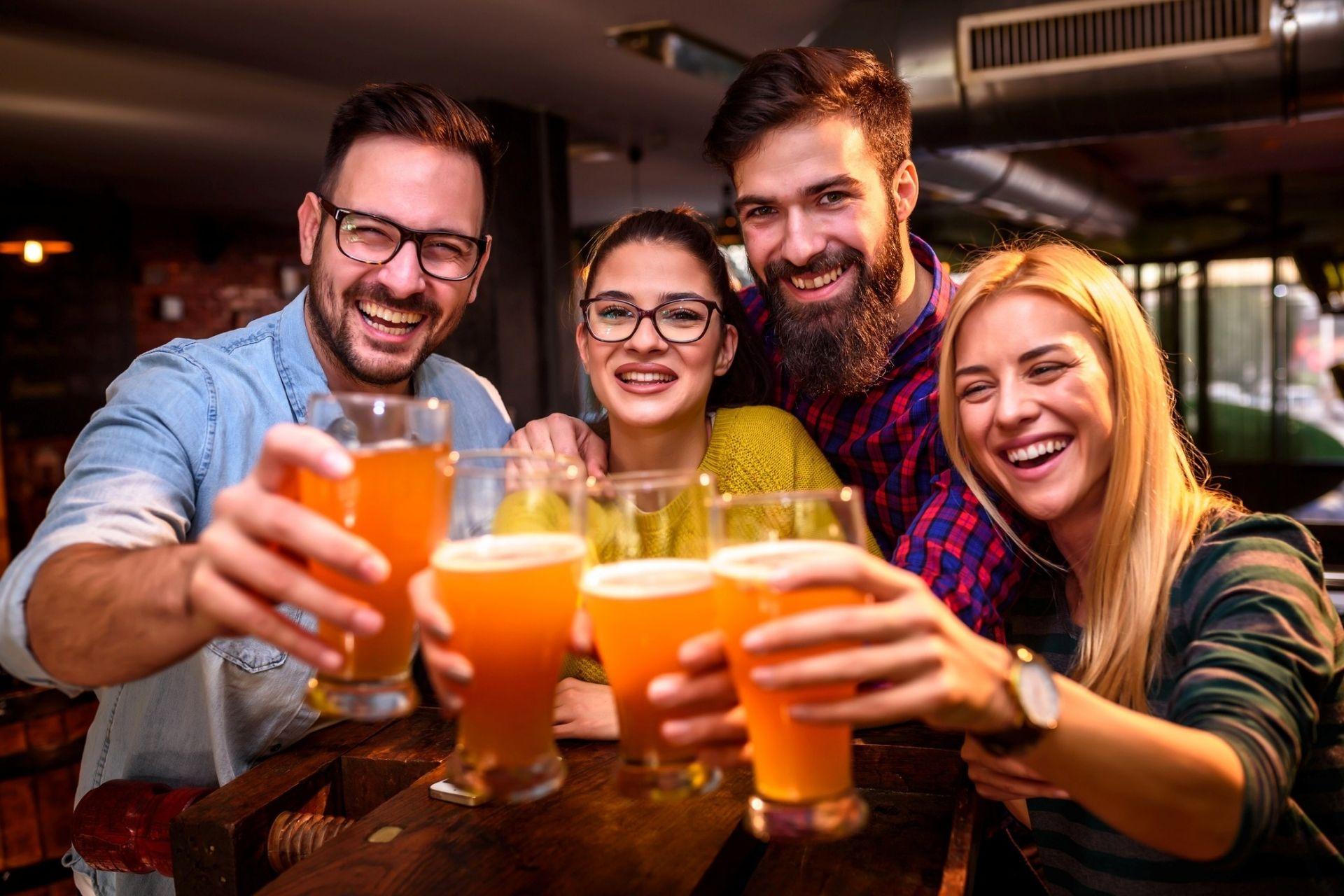 ¿Cómo distinguir diferentes tipos de cerveza?