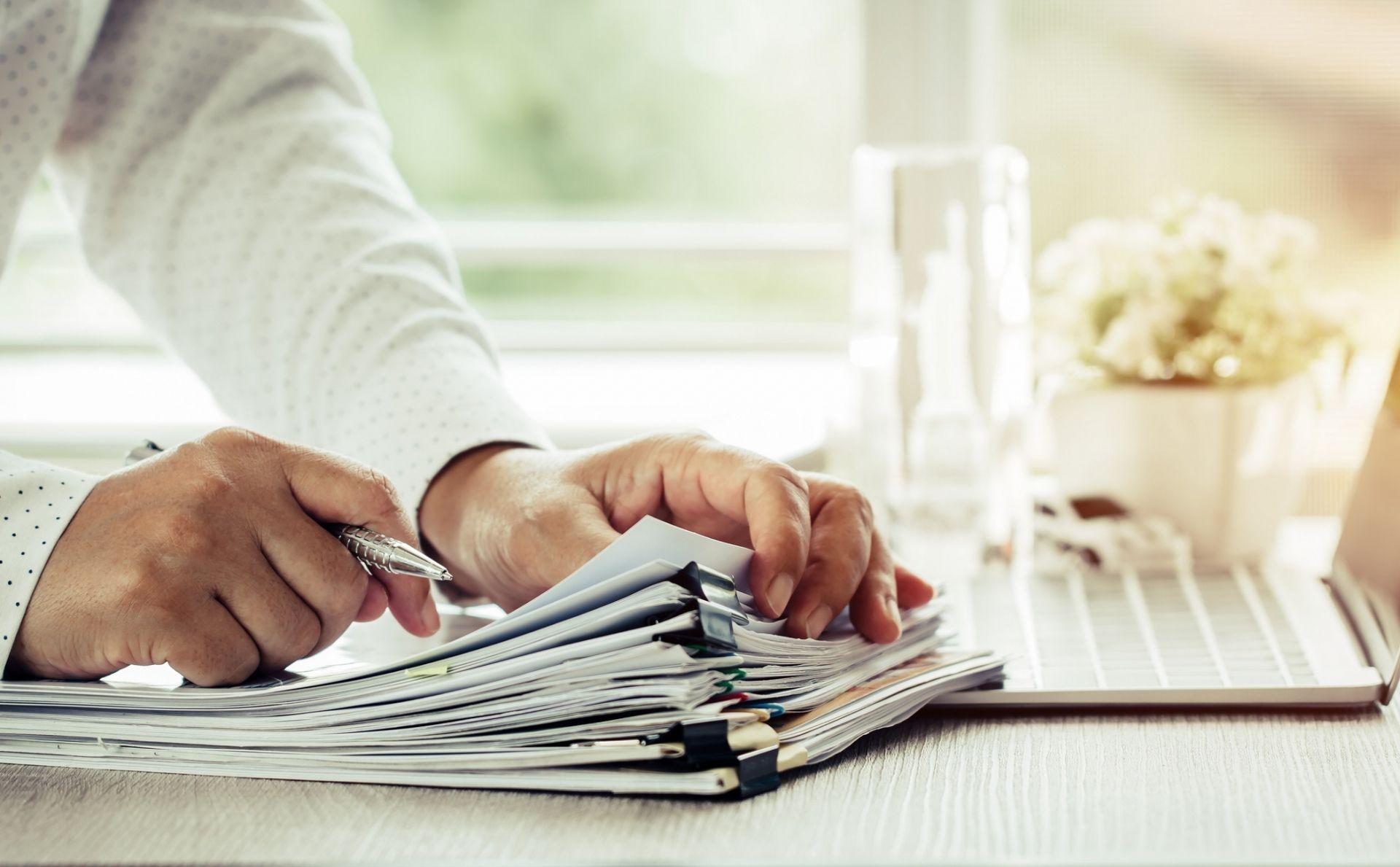 Tareas y funciones que desempeñan el personal administrativo de las empresas