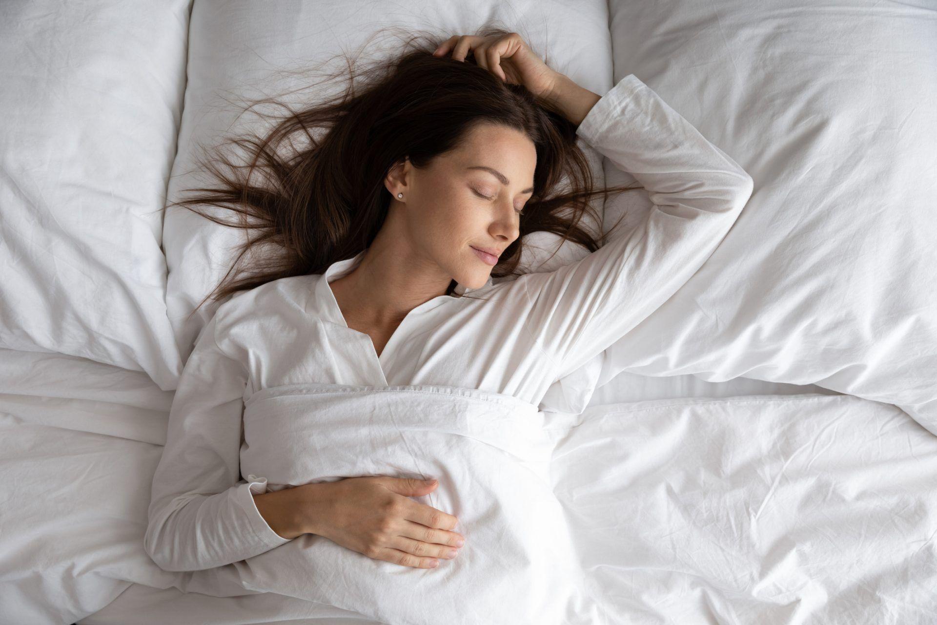 ¿No puedes dormir bien? Prueba estos sencillos consejos