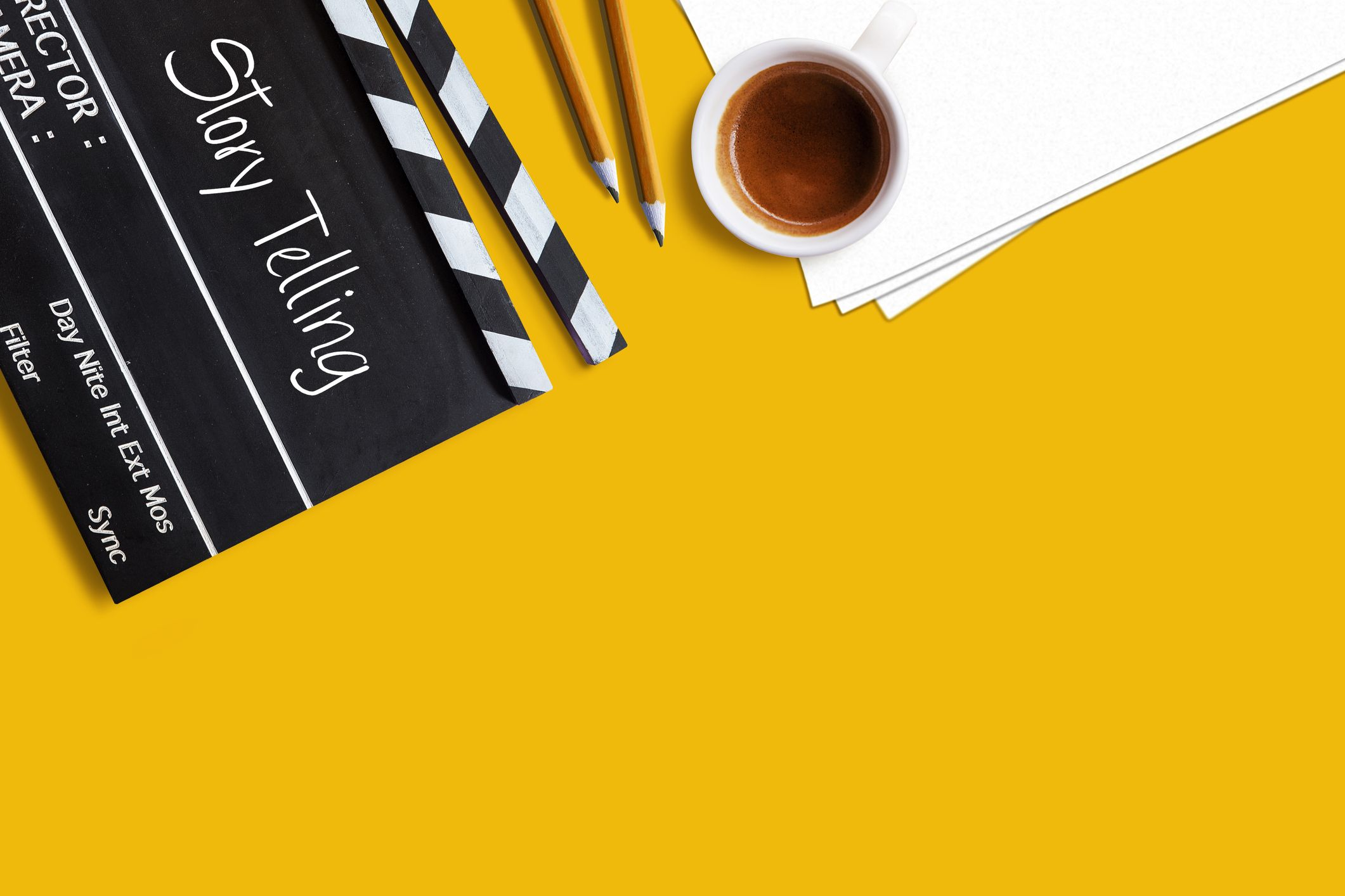 Cómo escribir un guion cinematográfico profesional