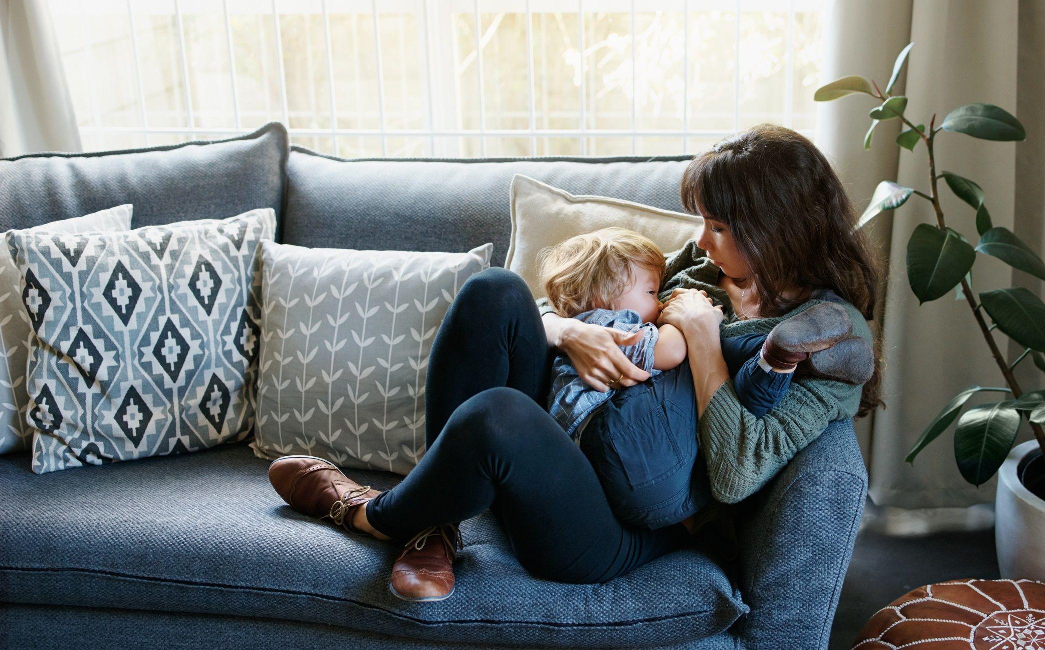 Nutrición infantil: las crisis de lactancia