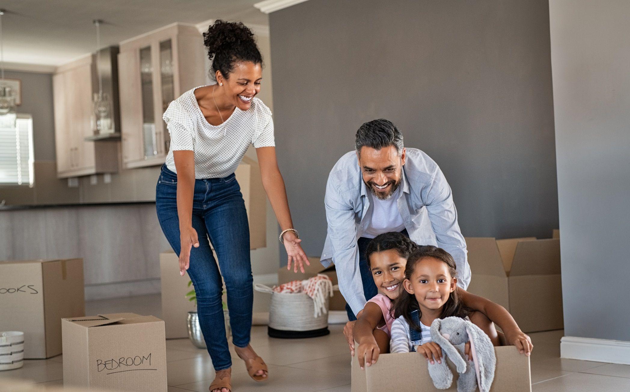 La importancia de la familia en el desarrollo del niño